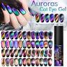 LILYCUTE 5ml Auroras 9D UV LED Gel Nagellack Tränken Sie Nail Art Dekore Tipps