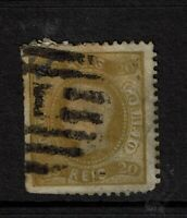 Portugal SC# 27, Used, Hinge Remnant, some toning - S7756