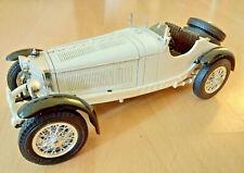 Bburago Burago Modellauto 1:18 Mercedes-Benz SSK