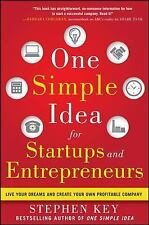 One Simple Idea for Startups and Entrepreneurs:  Live Your Dreams and Create You