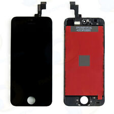 BLACK LCD Screen Touch Digitizer Frame Assembly Replacement For iPhone 5S SE