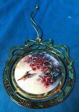 The Allen's Hummingbird Ornament By Lena Liu