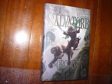 The Orc King RA Salvatore Signed 1st