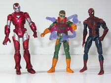 Marvel universo Paquete De Figura De Juguete Doctor Octopus Vs Spider-man & Iron Man