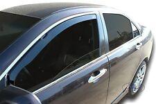 HONDA ACCORD 2003-2008 Front wind deflectors 4/5 door 2pc TINTED HEKO