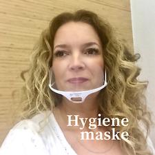Hygienemaske   Nasen-Mund-Bedeckung   kein Wärmestau   Gesichtsschutz Visier
