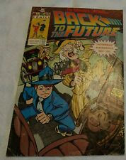 Back to the Future (1991) Harvey Comics Rare Promo Universal Studios Giveaway
