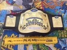 WWE wrestling Tag Team CHAMPIONS CINTURA JAKKS PACIFIC 2003