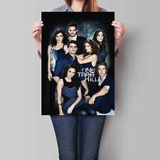 One Tree Hill Poster 2003 TV Series James Lafferty 16.6 x 23.4 in (A2)