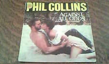 45 tours Phil Collins - Against all odds