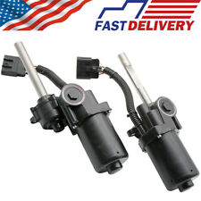 For 07-14 Cadillac Escalade Chevrolet GMC Pair Power Running Board Motor L + R