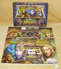 WORLD OF WARCRAFT BATTLE CHEST PC DVD ROM BOX SET BLIZZARD ENTERTAINMENT (2008)
