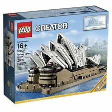 LEGO 10234 Creator Sydney Opera House - Brand New In Sealed Box + 2 Free Gifts!!
