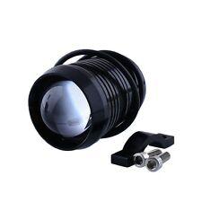 Motocicleta Impermeable cree 12V U2 30W LED Faros de luz de cabeza antiniebla NEGRO-UK