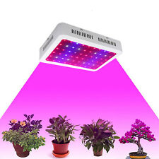 600W LED Grow Light Panel Lamp Full Spectrum Hydroponic Veg Flower Indoor Plant