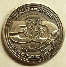 F-117 Stealth Fighter 20th Annv 1981-2001 Air Force Challenge Coin
