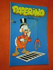 PAPERINO-DI:CARL BARKS- N°42 -TIRATURA LIMITATA 800 COPIE-ANAF/GRILLO- DISNEY