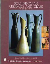 Fachbuch Scandinavian Ceramics and Glass Skandinavische Designklassiker NEUBUCH