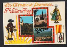 SAINT-VALLIER-de-THIEY (06) SANTONS , VILLAS & EGLISE
