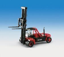 KIBRI HO scale ~ CONTAINER FORKLIFT ~ plastic model kitset #11751