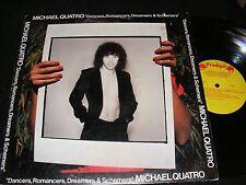 MICHAEL QUATRO Oddbal Electo Prog LP 76 Prodigal DANCERS Romancers MOOG Theremin