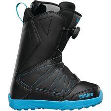 ThirtyTwo Youth Lashed BOA Snowboard Boots (2C) Black