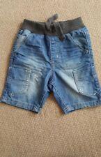 Boys denim shorts size 2-3 years
