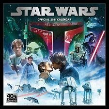 Star Wars Square Calendar Classic 2021 30x30cm