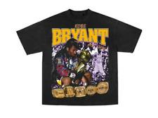 Kobe Bryant 1978 2021 Legend Vintage 90s T-Shirt