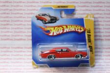2009 Hot Wheels NEW MODEL red '70 BUICK GSX moc 7/42 HW PREMIERE short card