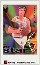 1995 Futera NBL Trading Cards Star Challenge #2: Paul Rees