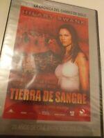 Dvd  TIERRA DE SANGRE CON HILARY SWANK  ( precintado nuevo )
