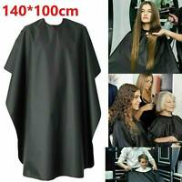Professional Hair Cutting Gown Hairdressing Barber Salon Unisex Apron Cape Gown^