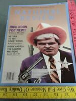 National Review Magazine august 18, 1989 XLI, NO. 15