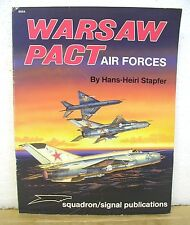 Warsaw Pact Air Forces by Hans-Heiri Stapfer 1991