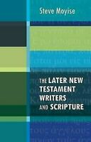 Later Nuevo Testament Writers y Escrituras: The Old Testament en Acts , Hebrews