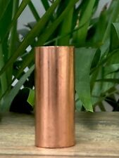 Copper Wand Copper Roller Cylinder Reiki Chakra Wicca Massage Therapy Element.