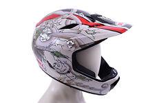BELL DROP Stunt Downhill Motocross Vélo BMX Brian Lopes Visage Complet Casque 59-63 cm