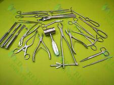 Basic Orthopedic Surgery Set of 25 Pcs Surgical instruments