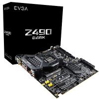 EVGA Z490 DARK, 131-CL-E499-KR, LGA 1200, Intel Z490, SATA 6Gb/s, 2.5Gbps LAN