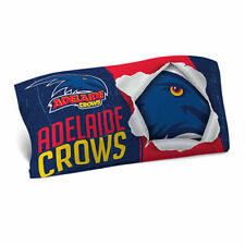 Adelaide Crows 2018 AFL Quilt Cover Doona Single Double Queen King Pillowcase
