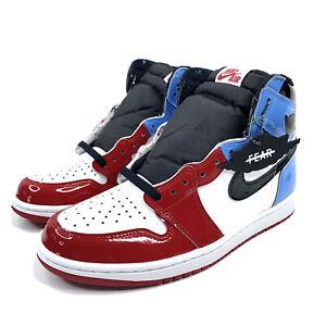 Mens 8 Nike Air Jordan 1 Retro High OG Fearless Pack UNC To Chicago CK5666-100