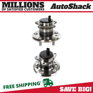 4-Wheel ABS Models Only 5 Lug W//ABS Avalon Solara Highlander FWD Models TUCAREST 512206 Rear Left Wheel Bearing and Hub Assembly Compatible With Lexus ES300 ES330 ES350 Toyota Camry