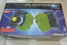 Playmation Marvel Avengers Gamma Gear Mark II  Hulk Hands Works w/ Starter Pack