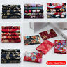 5Pcs Floral Print Cotton Fabric Square DIY Sewing Quilting Patchwork Cloth Craft
