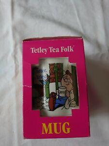Tetley tea folk Mug