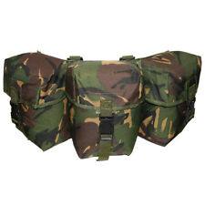 Military Army Triple Utility Pouch PLCE Pocket Combat British DPM Camouflage