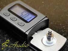 Digital Stylus Force Gauge for LP Turntable Cartridge
