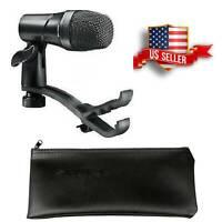 Mic For Snare Drum Rack Tom Floor Toms Cajon DRDK7 DRST100+Microphone+Shure Case