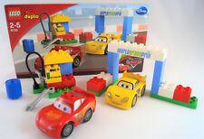 Lego® Duplo 6133 Cars Race Day Lightning McQueen